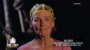 Valérie Koh Lanta