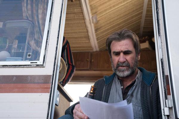 Eric Cantona dans Dérapages