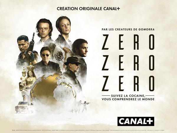 la série ZeroZeroZero poster
