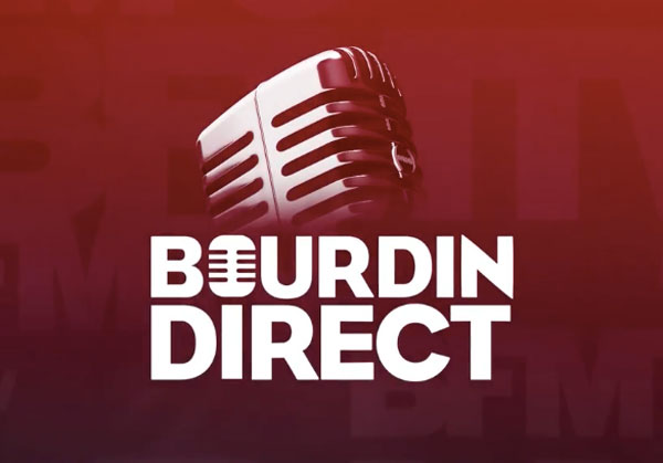 Bourdin Direct de BFMTV