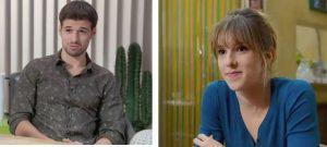 Cesar et Barbara le couple 2020 de Plus belle la vie