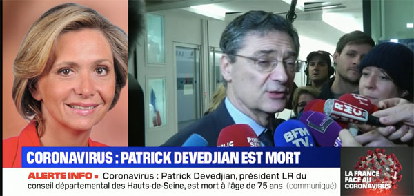 Patrick Devedjian mort