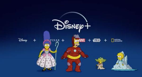 Disney Plus la plateforme familiale