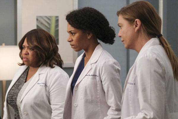 Bailey dans grey's anatomy