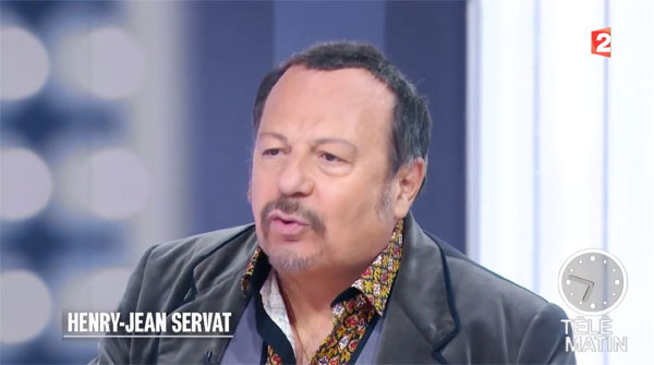 Henry Jean Servat