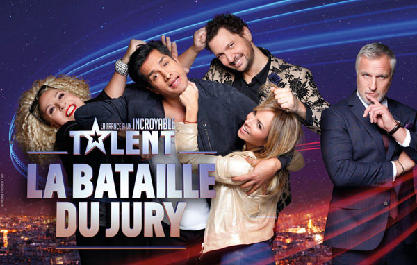 La bataille du jury de M6