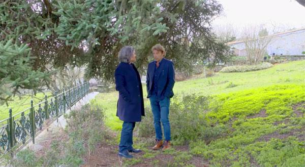 José et Nicolas lmdla