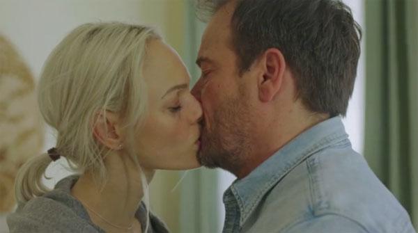 Irina et Boher en couple plus belle la vie