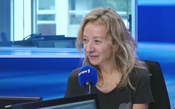 Sylvie Testud face au covid 19