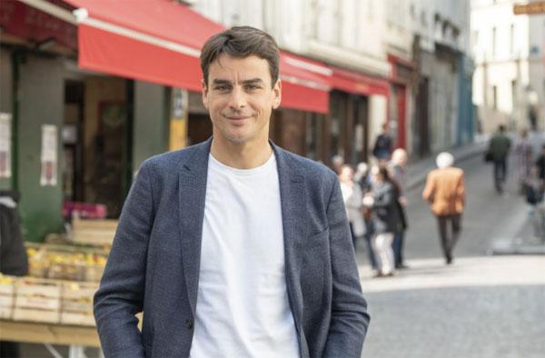 Julian Bugier au 20H de France 2
