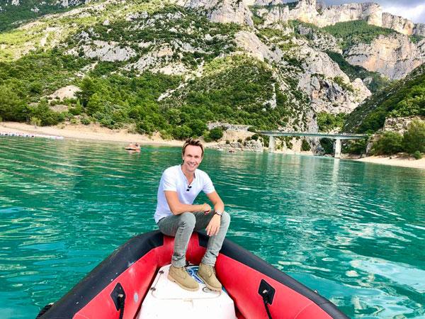Alpes de Haute Provence  avec Cyril Feraud