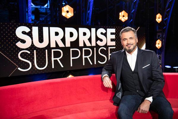 Olivier Minne dans Surprise sur prise de France 3