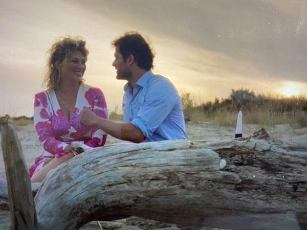 Nicolas et Candice Renoir nouvelle love story