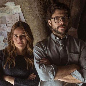 Lisbonne et Le Professeur la casa de papel saison 5