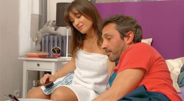 Christian et Fanny amoureux LMDLA