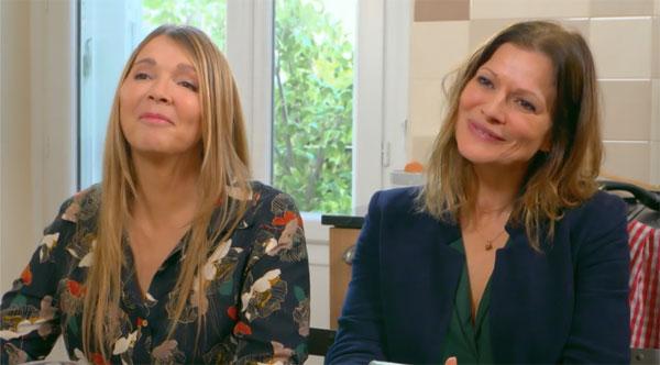 Laly et Hélène les mystères de l'amour