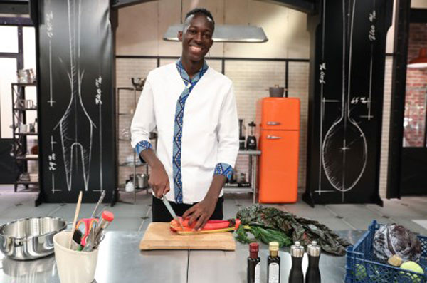 Mory Sacko de Top Chef