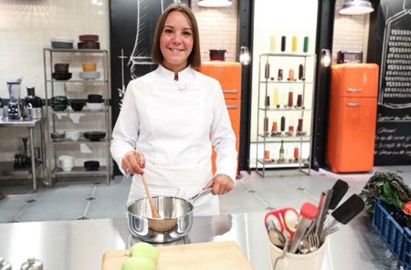 Nastasia Lyard de Top Chef