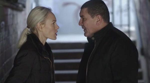 Irina et Karim la vengeance Plus belle la vie