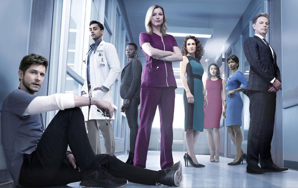 The resident la série de TF1