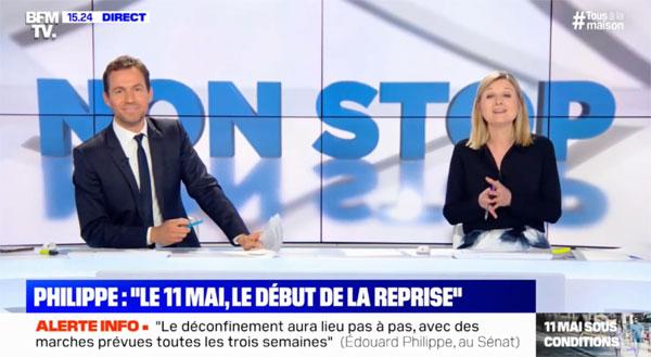 François Gapihan BFMTV