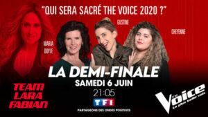 Lara Fabian The Voice
