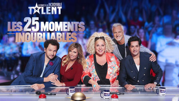 La France A Un Incroyable Talent Le 18 Mai 2020 Les 25 Moments Inoubliables M6 Actualite Tv Nouveautes Tele Com