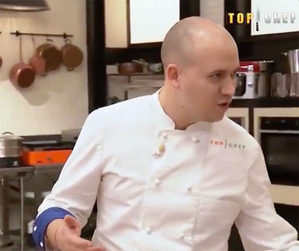 Martin Top Chef
