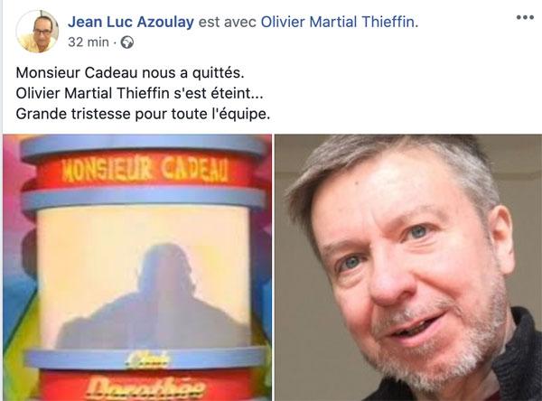 Olivier Martial Thieffin