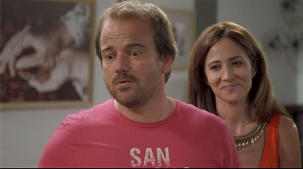 Samia et Jean Paul