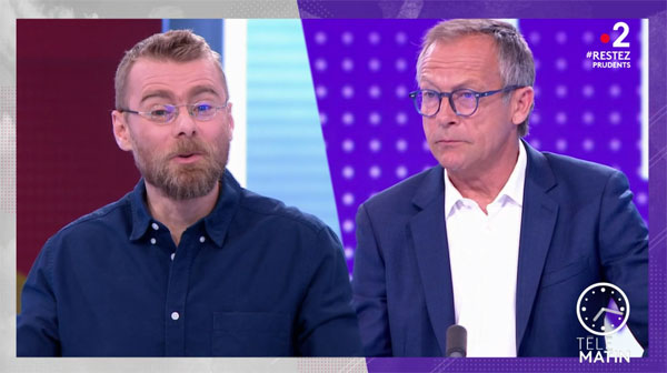 Frederic Vion Telematin