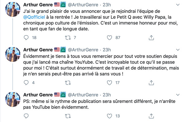 Arthur Genre