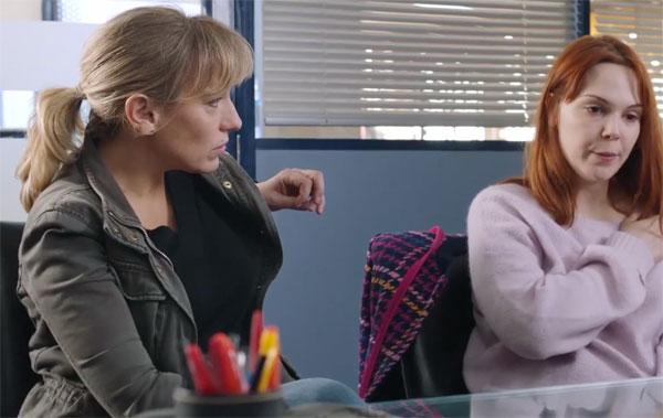 Amanda et Aurore DNA