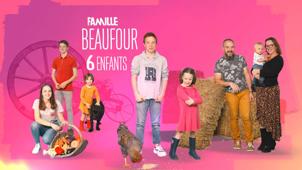 Famille Beaufour TF1