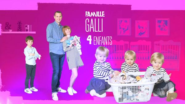 Famille Galli TF1