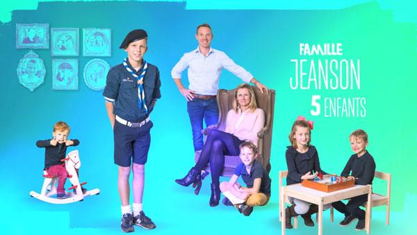 Famille Jeanson TF1