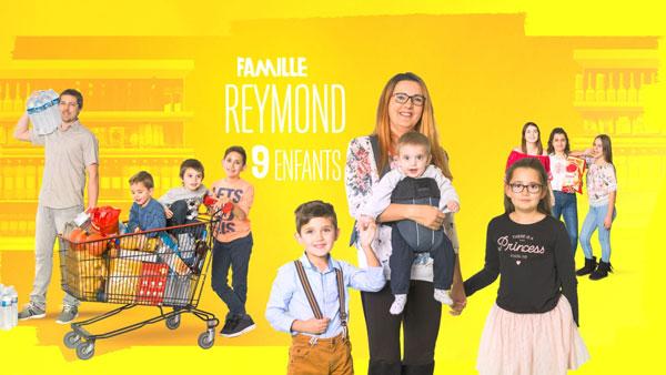 Famille Reymond TF1