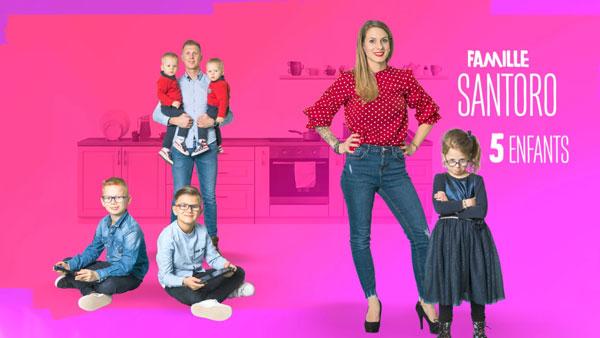 Famille Santoro TF1