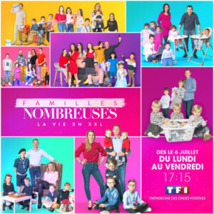 Familles nombreuses XXL de TF1