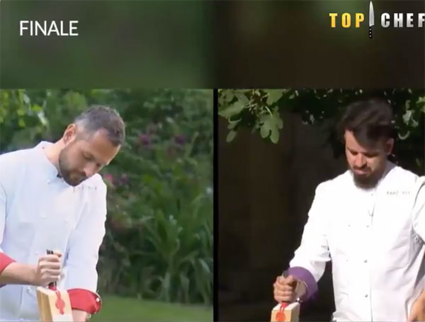 Adrien Top Chef