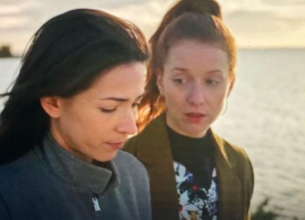 Elise et Sofia un si grand soleil