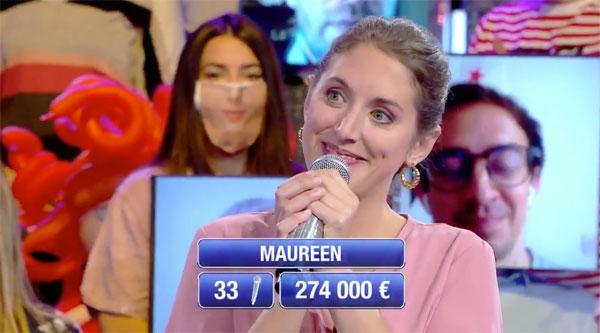 Maureen n'oubliez pas les paroles