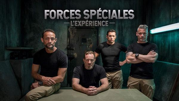 forces spéciales m6