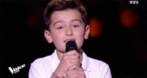 Maxime the voice kids