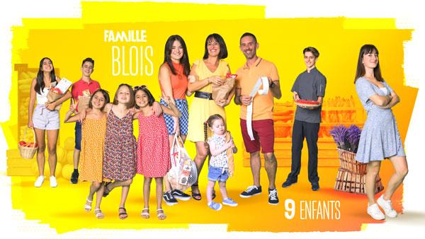 Famille Blois TF1