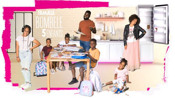 Famille Bombele TF1