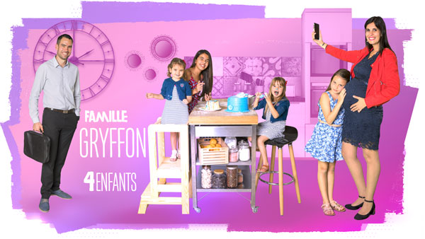 Famille Gryffon TF1