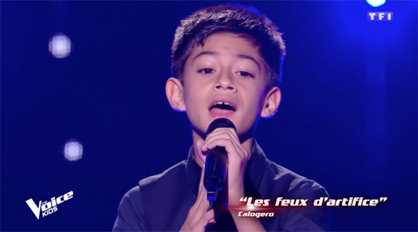 Ilan the voice kids