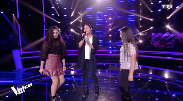 Ema the voice kids