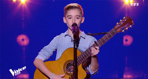 Tony The Voice kids
